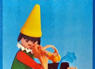Playmobil - 23.39.0-trol - Clown musician