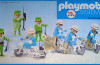 Playmobil - 23.40.1-trol - 7 policemen with motorbikes