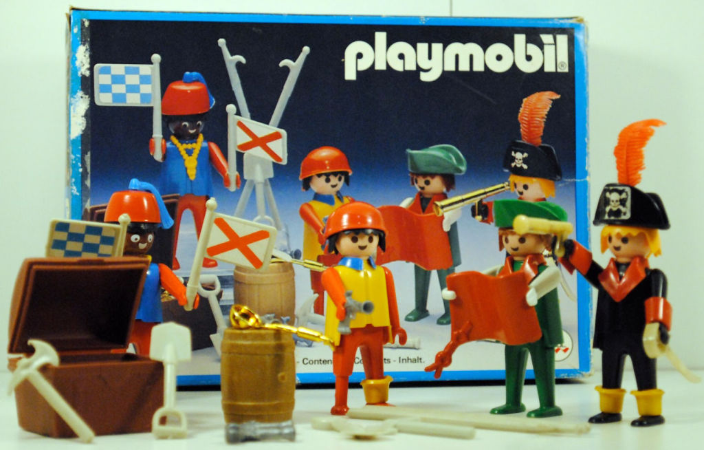 Playmobil 23.80.0-trol - 4 pirates - Back
