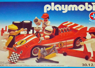 Playmobil - 30.12.11-est - car racing team