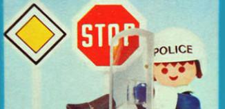 Playmobil - 3324s1-ant - policeman