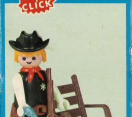 Playmobil - 3341-fam - Sheriff