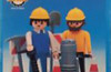 Playmobil - 3368-lyr - 2 road workers