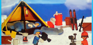 Playmobil - 1-3463-ant - polar camp