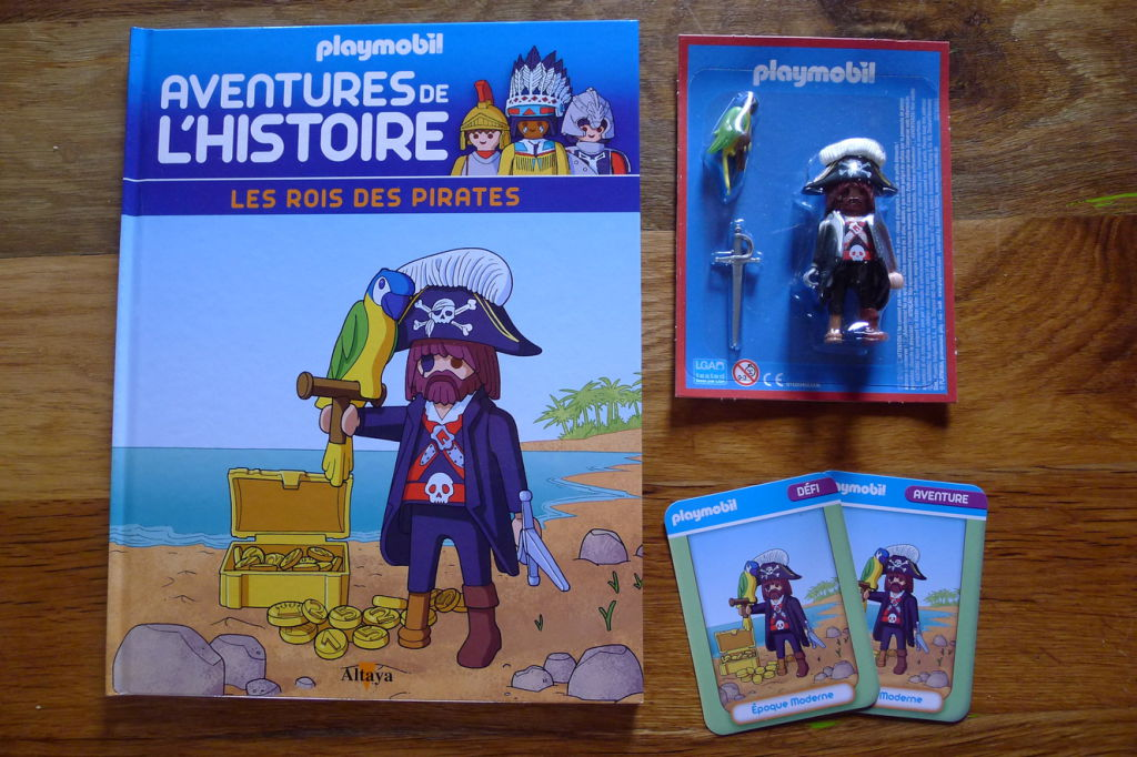 Playmobil 978-84-684-3577 - Kings of Pirates - Back
