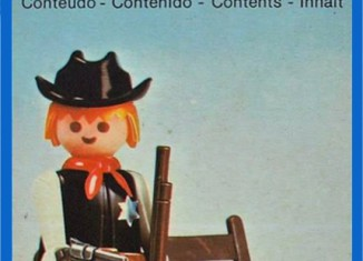 Playmobil - 23.34.1 - V1-trol - Sheriff