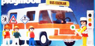 Playmobil - 23.88.0-trol - school bus
