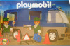 Playmobil - 3523v1-ant - police auto-stop with van