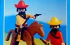 Playmobil - 2011-lyr - Mexicans with Horse