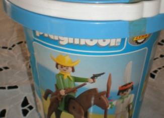 Playmobil - 2108-lyr - Cowboy and Indian