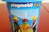 Playmobil - 2109-lyr - Cowboy, Mexican and Indian