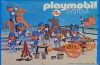 Playmobil - 23.40.8 - V3-trol - 7 union soldiers with cannon and horse