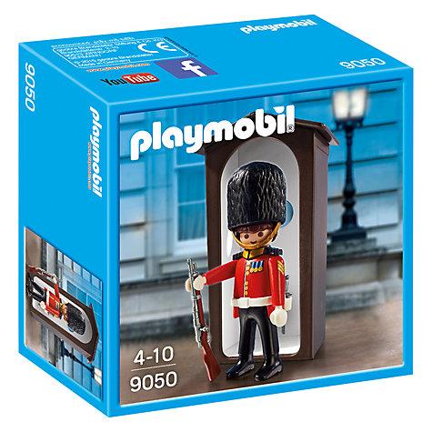 Playmobil 9050-ukp - Royal Guard & Sentry Box - Box