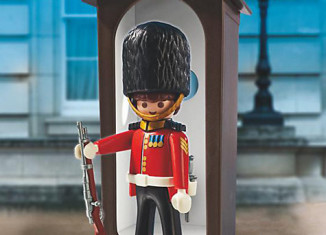 Playmobil - 9050-ukp - Royal Guard & Sentry Box