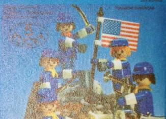 Playmobil - 3242-lyr - US Cavalry Set