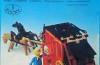 Playmobil - 3245v1-lyr - Red Stagecoach