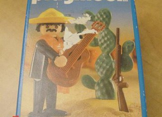 Playmobil - 3384-esp - Mexican