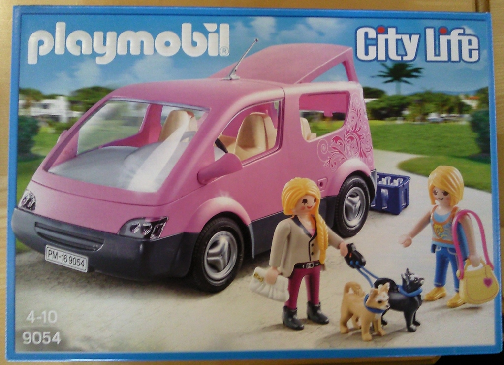 Playmobil set 9054 car klickypedia for Rose city motors reviews