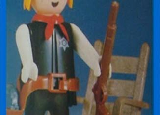 Playmobil - 23.34.1 - V2-trol - Sheriff