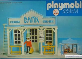 Playmobil - 23.42.2 - V1-trol - Bank