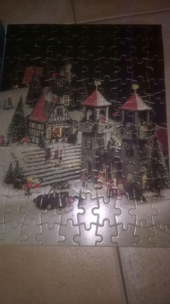 Playmobil 4015s1-lyr - PLAYMOBIL SNOWY NIGHT - Back