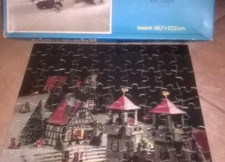 Playmobil - 4015s1-lyr - PLAYMOBIL SNOWY NIGHT