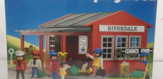 Playmobil - 4301 - Riverdale Station