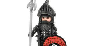 Playmobil - LADLH-18 - Black Knight