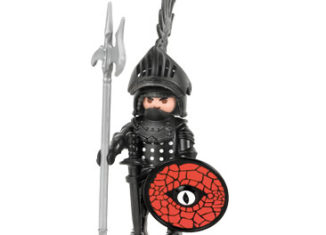 Playmobil - LADLH-18 - Black Knight