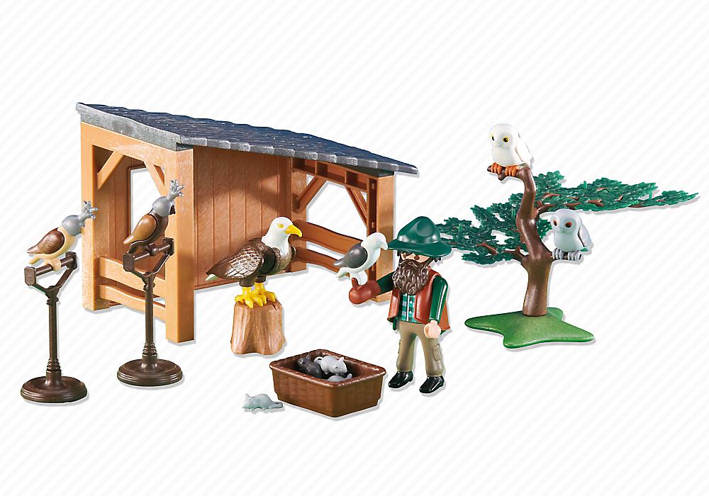Playmobil set 6471 falconry klickypedia - Pferde playmobil ...