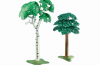 Playmobil - 6472 - 2 Deciduous Trees