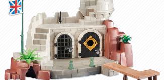Playmobil - 6482 - Soldier's Prison