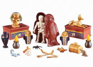 Playmobil - 6483 - Treasure of the Pharaoh