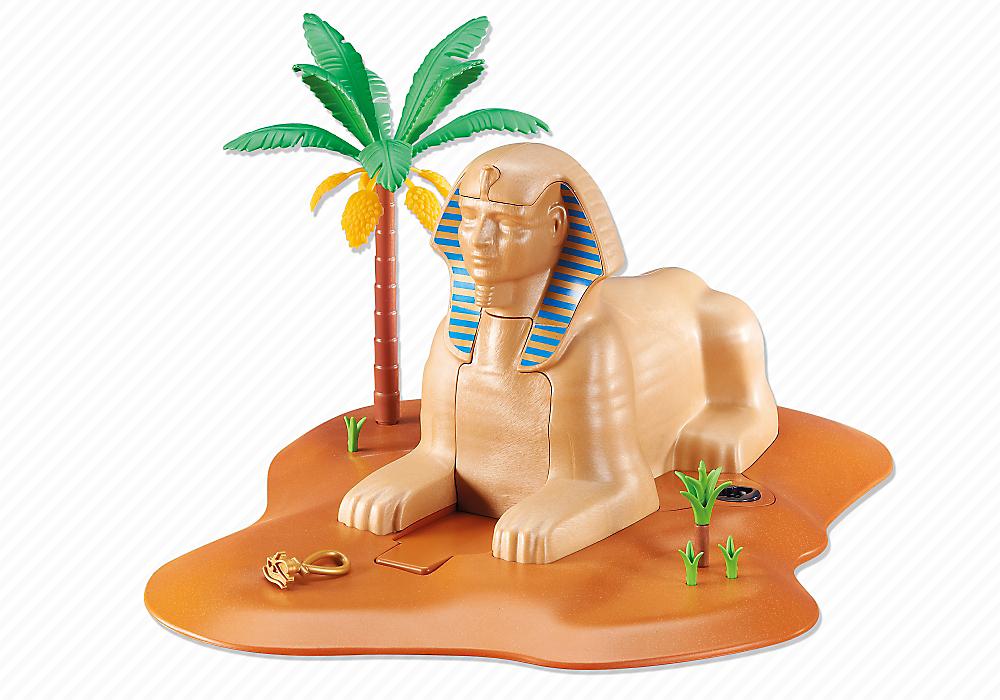 Playmobil set 6484 sphinx klickypedia - Playmobil egyptien ...