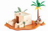 Playmobil - 6485 - Egyptian House