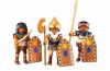 Playmobil - 6488 - 3 Egyptian Soldiers