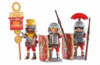 Playmobil - 6490 - 3 Roman Soldiers