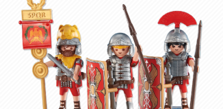 Playmobil - 6490 - 3 Roman Soldiers