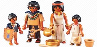 Playmobil - 6492 - Egypt family