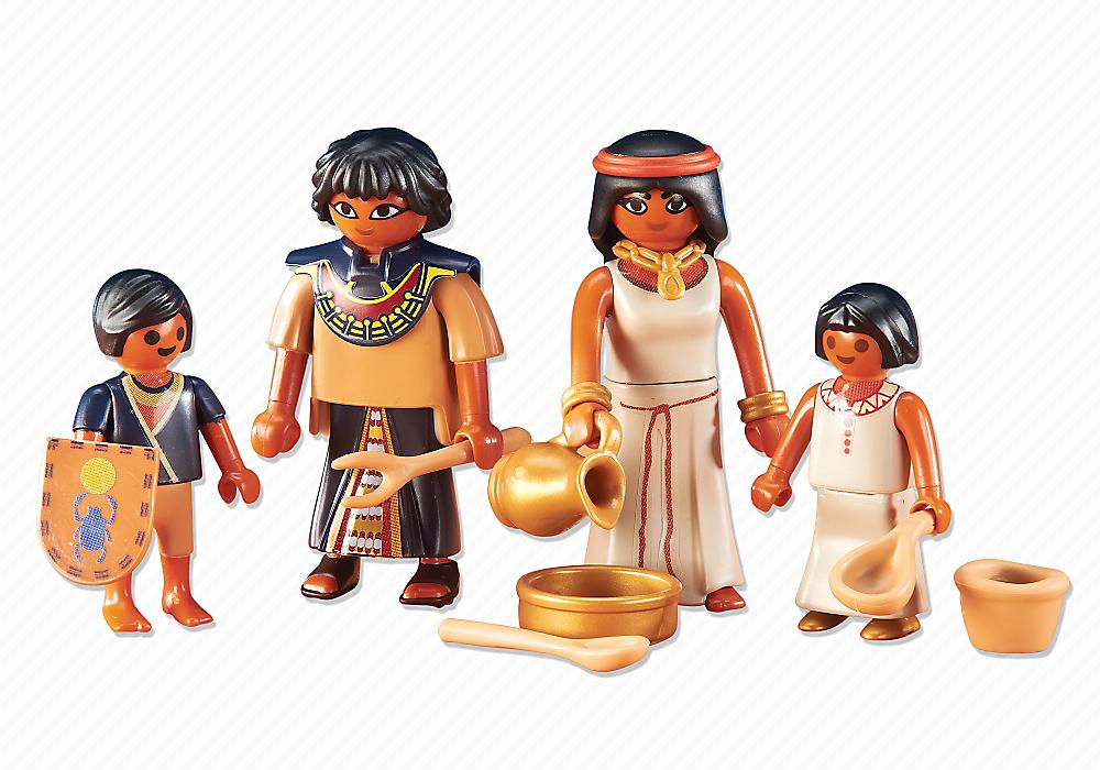 Playmobil set 6492 egypt family klickypedia - Egypte playmobil ...