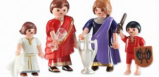 Playmobil - 6493 - Romans family