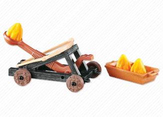 Playmobil - 6494 - Fire Catapult