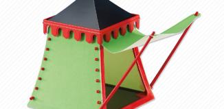 Playmobil - 6495 - Roman Tent