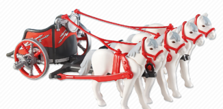 Playmobil - 6496 - Quadriga