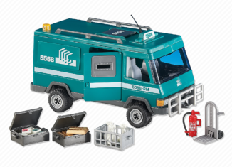 Playmobil - 6505 - Money Transport