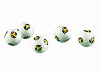 Playmobil - 6506 - 5 footballs