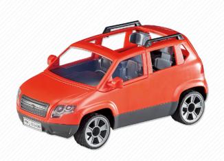 Playmobil - 6507 - Family Car