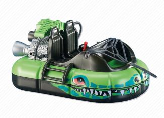 Playmobil - 6512 - Hovercraft