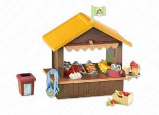 Playmobil - 6516 - Summer Camp Kiosk