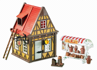 Playmobil - 6524 - Pottery
